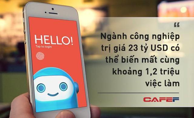 Call center thời 4.0: Cuộc chạy đua giữa chat bot và con người trong ngành công nghiệp hàng chục tỷ USD của Philippines